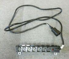 HP HSTNR-PS03 411273-002 417585-001 Modular PDU Extension Bar With Bracket