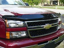 WeatherTech Stone & Bug Deflector Hood Shield for Chevy Silverado 2005-2007