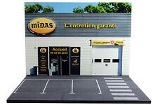 Diorama Midas - 1/43ème - #43-2-E-E-020