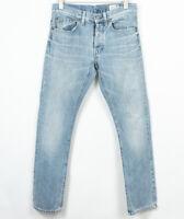 G-Star 3301 Slim Fit Jeans Elasticizzati da Uomo Misura W32
