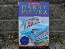 Harry Potter and the Chambers of secrets - Ted Smart 2nd printing hardback