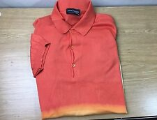 John Smedley Men`s 100% Sea Island Cotton Jumper Size M (Made In Great Britain)