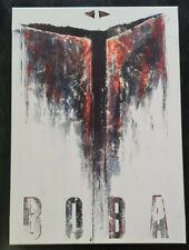 More details for displate star wars boba mask metal poster