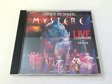 MYSTERE LIVE LAS VEGAS - CD