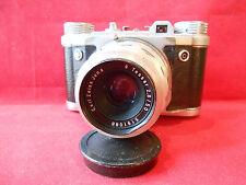Altix Altissa  Kamera mit Tessar 2,8/50  Carl Zeiss, Tasche