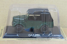 "DIE CAST "" GAZ 69A "" LEGENDARY CARS SCALA 1/43"