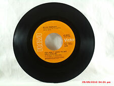 ELVIS PRESLEY -(45)- YOU DON'T HAVE TO SAY YOU LOVE ME / PATCH IT UP   RCA -1970
