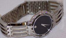 Men's authentic esperanza 0605752 0.70ct.aprx.custom set Movado  Diamond watch