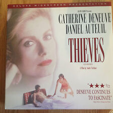 THIEVES    Widescreen  EXTENDED PLAY Laserdisc 49606