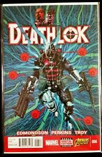 DEATHLOK #6 (MARVEL Comics) Comic Book NM