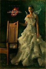 HUNGER GAMES CATCHING FIRE MOVIE POSTER 1 Sided ORIGINAL 27x40 KATNISS