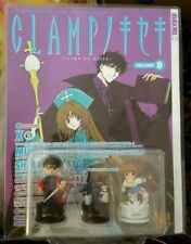 Clamp No Kiseki Volume 9 Comic Book interview Chess Pieces King Pawn Bishop L7t3
