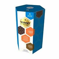 Yummy Combs Dog Dental Treat - Medium- Protein Formula - 12oz Carton