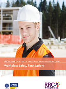 RRC Study Text: NEBOSH Award in Health & Safety at Work