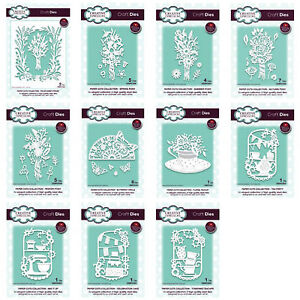 Creative Expressions Craft Dies - Paper Cuts Collection - NEW 2017
