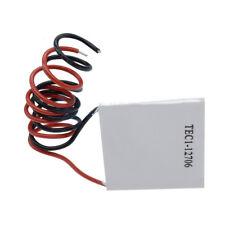 12V 60W TEC1-12706 Heatsink Thermoelectric Cooler Cooling Peltier Plate Module