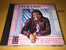 JOSE FELICIANO cd YA SOY TUYO rare RCA release INTERNATIONAL (made in japan)
