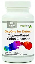 Oxygen Based Colon Cleanser Detox Powerful All Natural Oxy Powder Magixlabs New