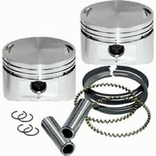 "S&S 3.625"" Piston Set Standard 5"" HCF 36-84 Big Twin Harley - 92-1840"