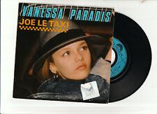 VANESSA PARADIS  * Joe Le Taxi  *  45Tour POLYDOR 1987