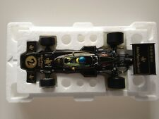 1:18 Lotus Ford 72 E Ronnie Peterson GP Italy 1973 97031 EXOTO