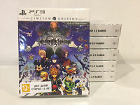 Kingdom Hearts HD 2.5 ReMix Limited Edition PS3 BRAND NEW FACTORY SEALED
