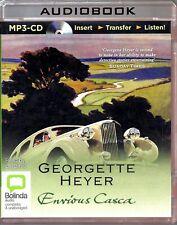 Envious Casca by Georgette Heyer read by Ulli Birve Unabridged MP3 Audio Book