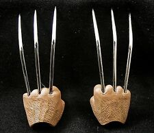1/6 X Man Wolverine Metal Claws muscle Body Head Sculpt Hot Toys 4 Dog Tag Hand