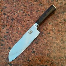 """Japanese Damascus VG10 Stainless Steel Professional 7"""" Santoku Chef's Knife XYj"""
