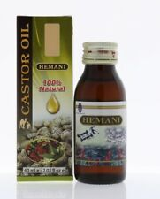 Castor Oil (60ml) Toothache Fast Pain Relief Tooth Dental Tincture by Hemani
