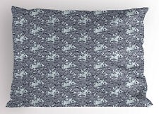 Pillow Sham King Size Pillowcase 36 x 20 Inches