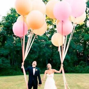 "[EL] Big Latex Balloon Olympics 36"" Huge Giant Birthday Wedding Party"