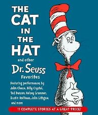 The Cat in the Hat and Other Dr. Seuss Favorites by Dr Seuss CD-AUDIO