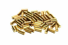 Humbucker Gold Plated Steel Pole Slugs for pickup makers Set of 6