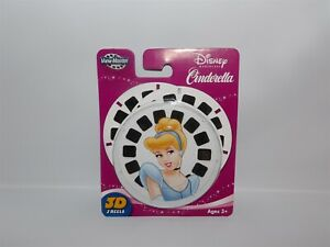 NEW Fisher Price 2006 CINDERELLA  View-Master 3D Reels - 3 Discs in Package