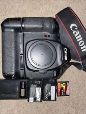 Canon 5D MKII + battery Grip BG-E6 with CF card