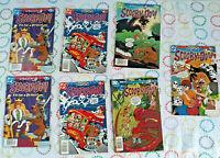 DC Comics Scooby-Doo Lot #41(2ea), #42, #78, #79(2ea), #102