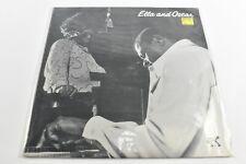Ella Fitzgerald & Oscar Peterson - Ella And Oscar, VINYL LP