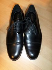 Men's Van Heusen Black Lamont Oxford shoes Excellent condition size 10.5*
