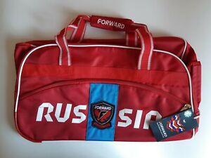 Forward Russia National Team Sport Training Gym Travel Luggage Bag New Original
