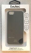 Evutec iPhone 5 5s Black Karbon S Series Case Cover