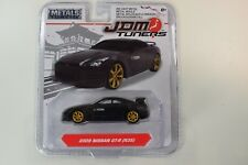 JDM TUNERS 2009 Nissan GT-R (R35) Collectable 1:64