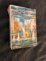 Vintage Delta Airlines Deck of Playing Cards Miami