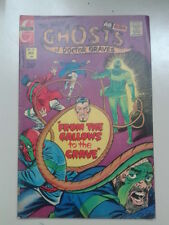 GHOST OF DOCTOR GRAVES # 35 (Charlton Comics, 1972)