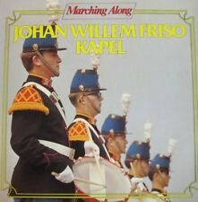 DE JOHAN WILLEM FRISO KAPEL - MARCHING ALONG  - LP