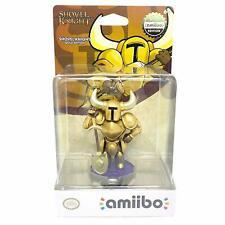 Shovel Knight Gold Amiibo Nintendo 3DS Wii WiiU Switch - Brand New Free Shipping