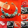 Tiffany & Co Bracelet / 925 Bangles Sterling Silver S/F Bead Cuff Charm Design