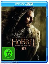 The Hobbit: Smaugs Wasteland [Blu-ray + Blu-ray 3d] an experience! * NEW & BOXED *