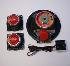 Stern Rolling Stones Pinball Machine speaker kit from Pinball Pro