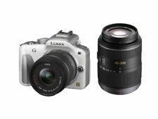Single-lens camera LUMIX G3 double zoom kit shell-less Panasonic mirror white DM